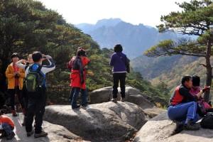6568628-Korean-hikers-0
